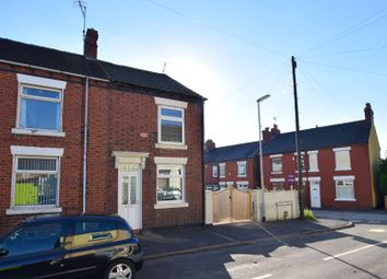 Thumbnail 2 bed terraced house for sale in Wesley Street, Stoke-On-Trent