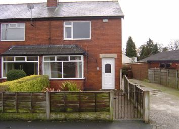 Thumbnail 2 bed terraced house to rent in Park Ave, Euxton, Chorley
