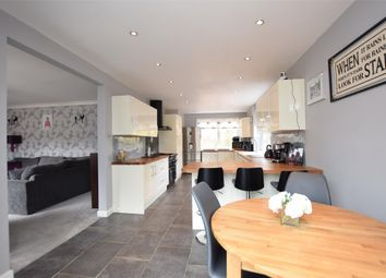 Thumbnail 4 bedroom detached house for sale in Breaches, Cherwell Road, Keynsham, Bristol