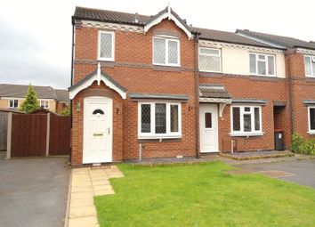 Thumbnail 3 bed terraced house to rent in Ormsdale Close, Muxton, Telford