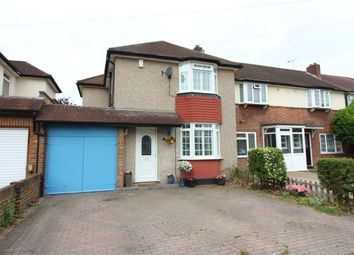 Thumbnail 3 bed semi-detached house for sale in Berekley Drive, West Molesey