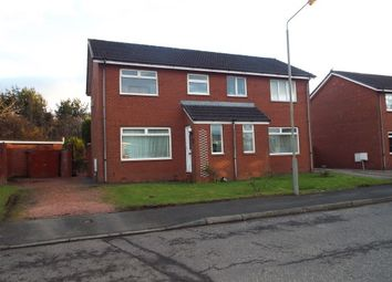 Thumbnail 3 bedroom property to rent in Saughs Place, Robroyston, Glasgow