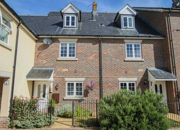 Thumbnail 4 bed terraced house for sale in Blyth Court, Saffron Walden