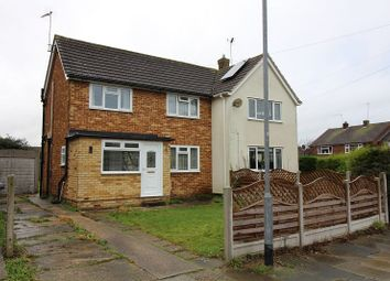 Thumbnail 2 bed semi-detached house for sale in Ash Grove, Chelmsford