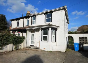 Thumbnail 4 bed semi-detached house to rent in Bourne Valley Road, Branksome, Poole
