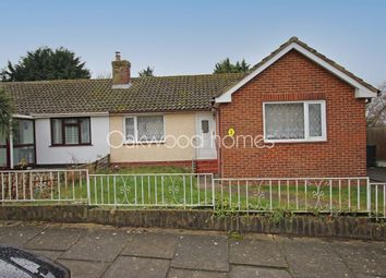 Nicholas Drive, Cliffsend, Ramsgate CT12. 2 bed semi-detached bungalow for sale