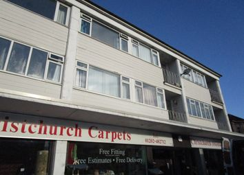 Thumbnail 2 bed flat for sale in Bargates, Christchurch