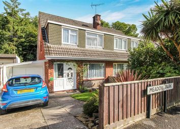 Thumbnail Semi-detached house for sale in Meadow Park, Bideford