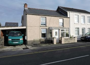 Thumbnail 3 bed cottage for sale in Cwmgarw Road, Upper Brynamman, Ammanford