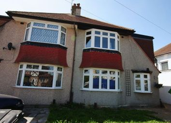 Thumbnail 3 bed semi-detached house for sale in Inwood Avenue, Old Coulsdon, Coulsdon