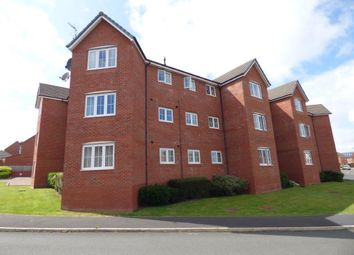 Thumbnail 2 bed flat for sale in Goldcrest Close, Heysham