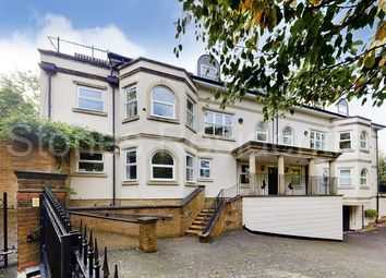 Thumbnail 3 bed flat for sale in Brockley Hill, Stanmore