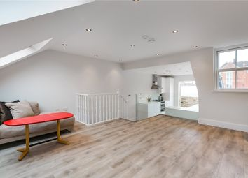 Thumbnail 3 bed flat for sale in Chatto Road, London