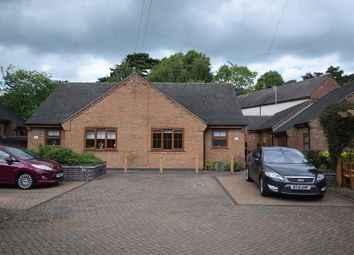 Thumbnail 1 bed semi-detached bungalow to rent in Hillside Court, Breedon-On-The-Hill, Derby