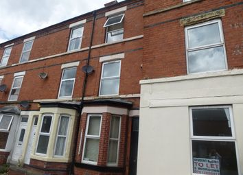 Thumbnail 3 bed terraced house for sale in Hartley Road, Nottingham