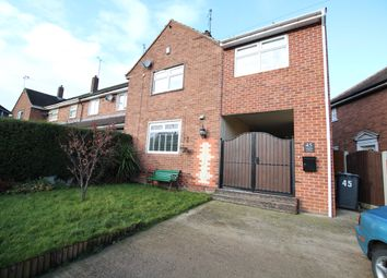 Thumbnail 4 bed semi-detached house to rent in Goodwin Crescent, Swinton