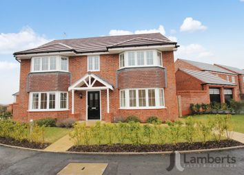 Thumbnail 5 bed detached house for sale in Ross Crescent, Inkberrow, Worcestershire.
