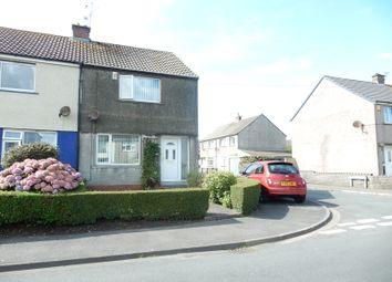 Thumbnail 2 bed semi-detached house for sale in Edinburgh Avenue, Workington, Cumbria