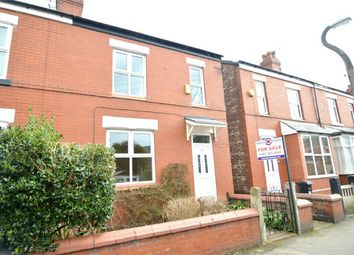 Thumbnail 3 bed semi-detached house for sale in Willis Road, Cale Green, Stcokport, Cheshire