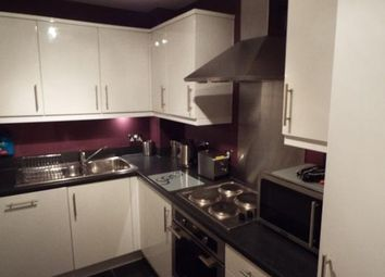Thumbnail 1 bed flat to rent in Witan Gate, Milton Keynes