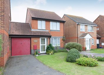 Thumbnail 3 bed detached house for sale in Souberg Close, Deal