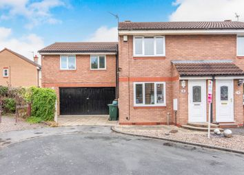Thumbnail 3 bedroom semi-detached house for sale in Lower Mill Close, Goldthorpe, Rotherham