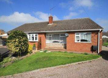 Thumbnail 2 bed semi-detached bungalow to rent in Dene Close, Penkridge, Stafford, Staffordshire