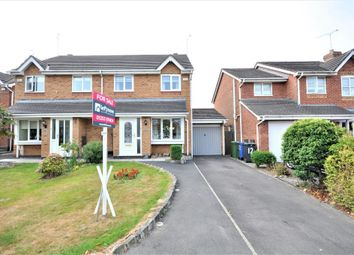 Thumbnail 3 bed semi-detached house for sale in Priestfield, Thornton, Thornton Cleveleys, Lancashire