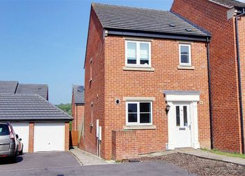 Thumbnail 3 bed town house to rent in Northcote Way, Chesterfield, Derbyshire