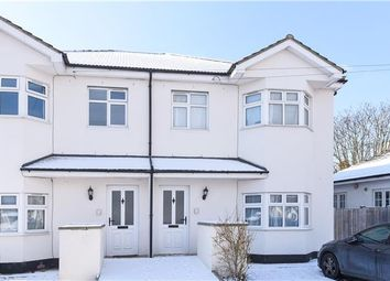 Thumbnail 2 bed flat for sale in Park Avenue, Mitcham, Surrey