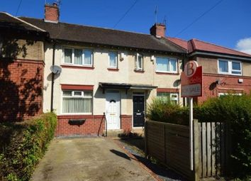 Thumbnail 2 bedroom terraced house for sale in North Hill Road, Sheffield, South Yorkshire