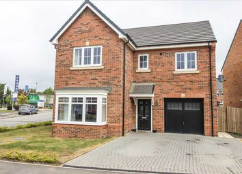 Thumbnail Detached house for sale in Merganser Crescent, Barley Meadows, Cramlington