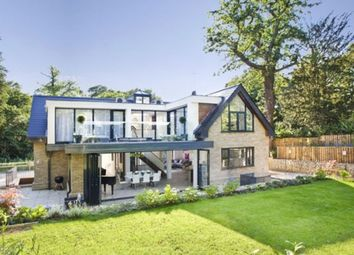 Thumbnail 5 bedroom detached house for sale in Meadow Road, Wentworth, Virginia Water