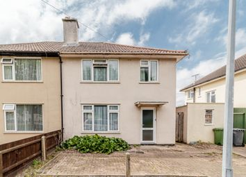 Thumbnail 3 bedroom semi-detached house for sale in Peverel Road, Cambridge, Cambridgeshire