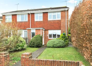 Thumbnail 3 bed semi-detached house for sale in Birchwood Drive, Durrington, Salisbury, Wiltshire