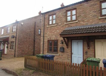 Thumbnail 3 bed semi-detached house to rent in Elm Low Road, Elm, Wisbech