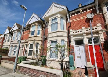 Thumbnail 3 bed terraced house for sale in Wadham Road, Portsmouth