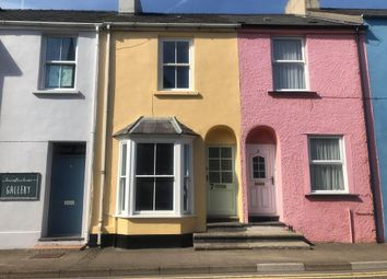 Thumbnail 2 bed terraced house to rent in Hamilton Terrace, Pembroke, Pembrokeshire