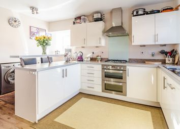 Thumbnail 4 bed semi-detached house for sale in Testwood Place, Totton, Southampton, Hampshire