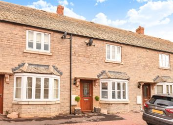 Thumbnail 3 bed terraced house for sale in Willowbank, Witney