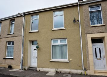 Thumbnail 4 bed terraced house for sale in New Dock Street, Llanelli