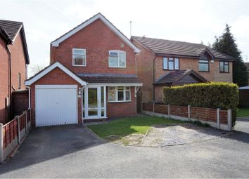 Thumbnail 3 bedroom detached house for sale in Mirfield Close, Wolverhampton