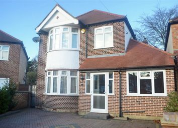 Thumbnail 4 bed detached house for sale in Roxborough Avenue, Isleworth
