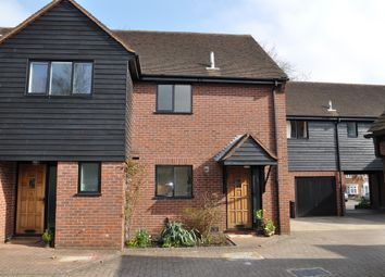 Thumbnail 3 bed town house to rent in West Mead, The Hart, Farnham