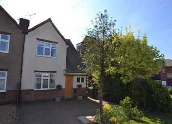 Thumbnail 3 bed semi-detached house for sale in Seagrave Road, Sileby, Loughborough