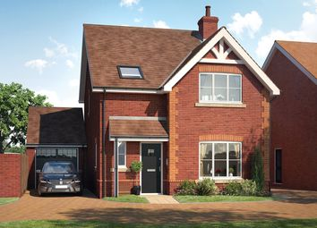 Thumbnail 4 bed detached house for sale in Wallingford Road, Cholsey, Oxfordshire