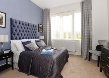 Thumbnail 1 bed flat for sale in Bartley Wood Business Park, Bartley Way, Hook
