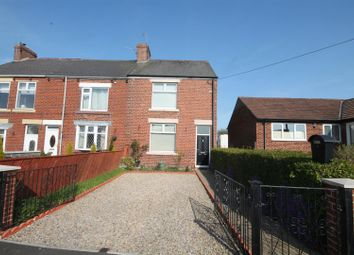Thumbnail 2 bed end terrace house for sale in North Street, Byers Green, Spennymoor