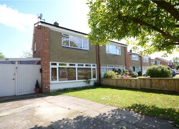 Thumbnail 3 bed semi-detached house for sale in Romayne Close, Farnborough, Hampshire