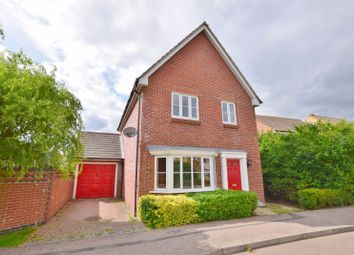 Thumbnail 3 bed detached house to rent in Guernsey Way, Ashford